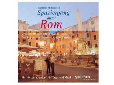 CD Spaziergang durch Rom