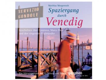 CD Spaziergang durch Venedig