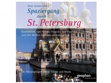 CD Spaziergang durch St. Petersburg