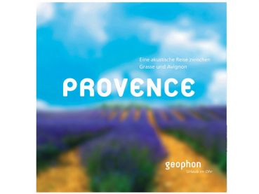 CD-Cover Reise durch die Provence