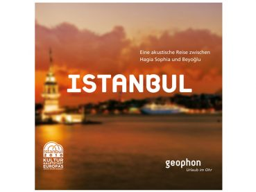 CD Spaziergang durch Istanbul