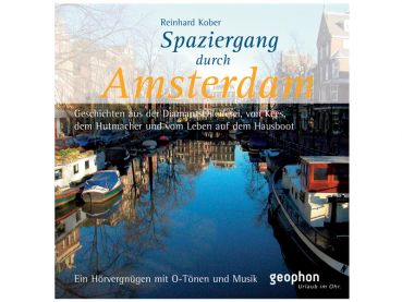 CD Spaziergang durch Amsterdam