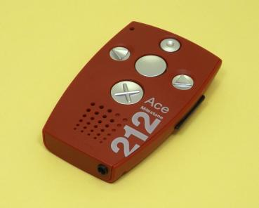 Milestone 212 Ace 'Red Jacket', Daisy/Audio-Player