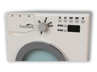 Feelware PW an einer Waschmaschine