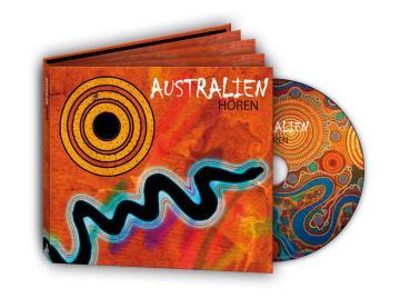 Ansicht einer Beispiel-CD