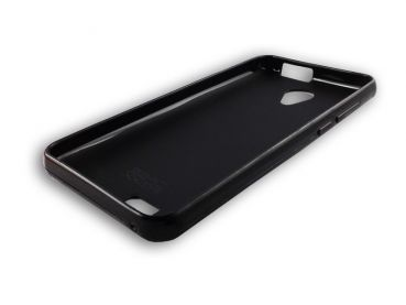 Silikon-Backcover BlindShell Touch - schwarz