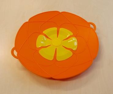 Kochblume in orange