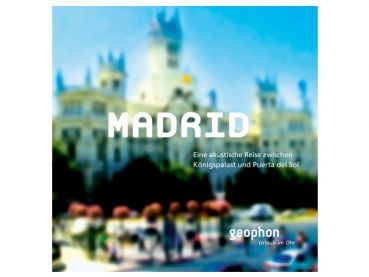 CD Spaziergang durch Madrid
