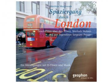 CD Spaziergang durch London