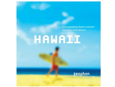CD-Cover Reise durch Hawaii