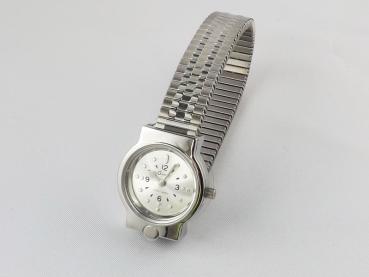 Taktile Damen-Armbanduhr