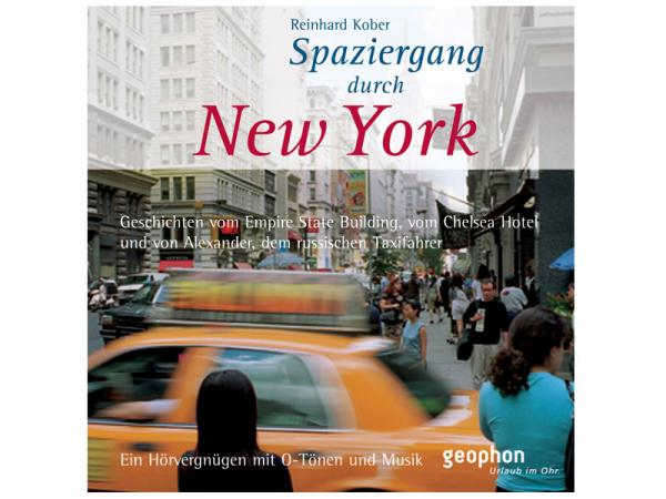 CD Spaziergang durch New York